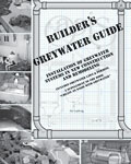 Builder's gray water guide book cover.
