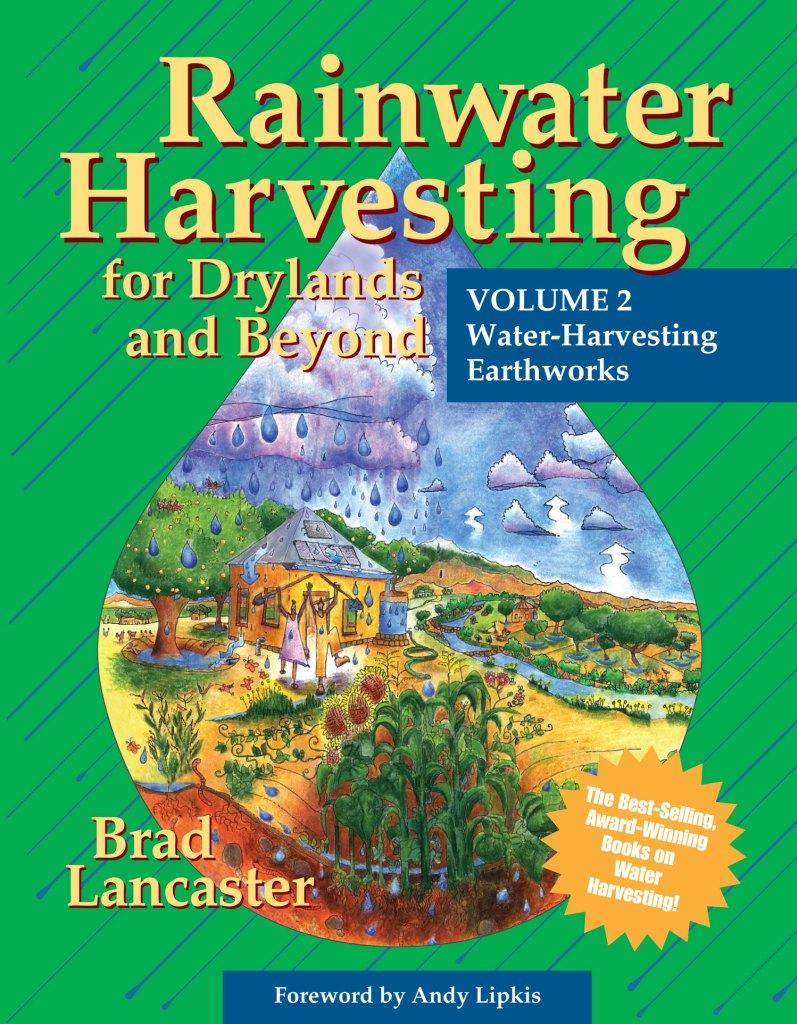 Rainwater Harvesting books