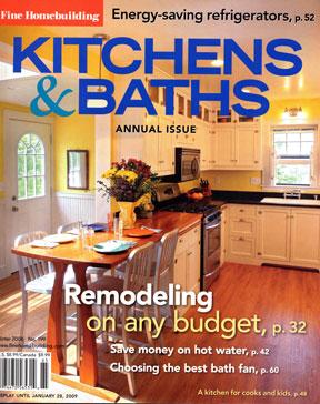 Fine Homebuilding Kitchen & Bath Essay