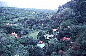 Overview of Huehuecoyotl eco village